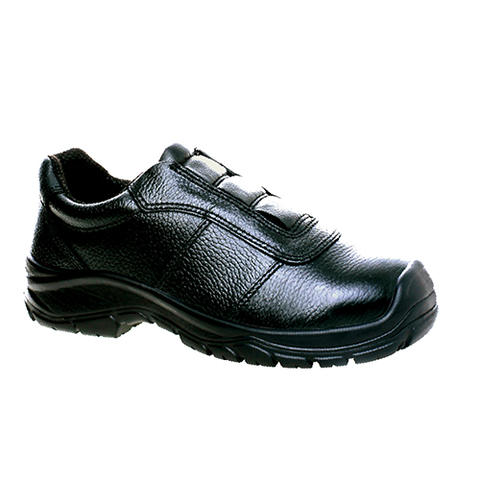 Sepatu Safety Shoes Stallion Slip On 3155 Murah
