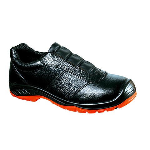 Sepatu Safety Shoes Stallion Slip On 9155 Murah