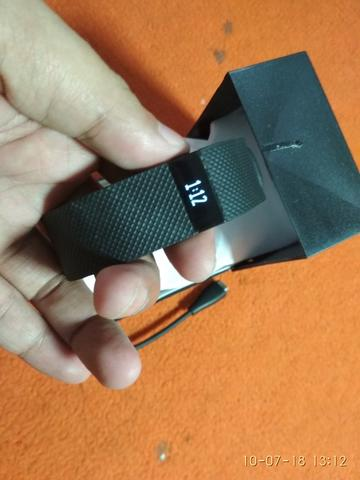 Smarband Fitbit Charge HR Fitness Tracker Activity