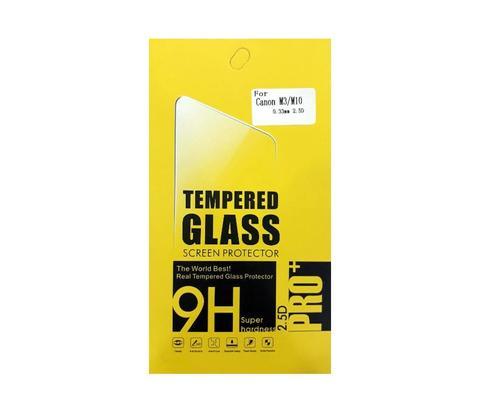 Tempered Glass Screen Protector untuk Canon M3/M10