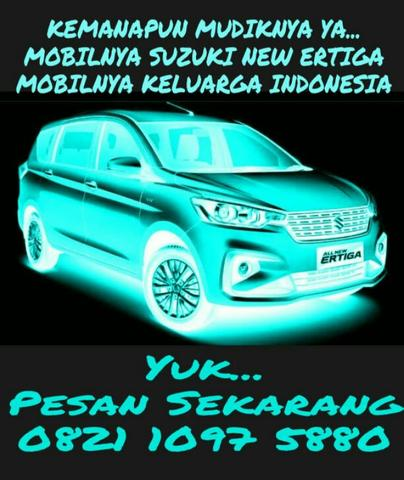Suzuki all new Ertiga Dp murah