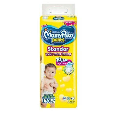 Pampers mamypoko pants L30