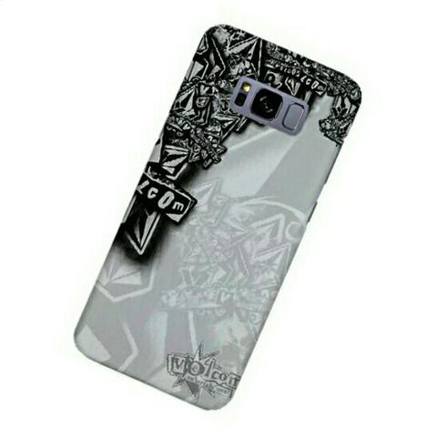 Volcom Samsung Galaxy S8 Custom Hard Case