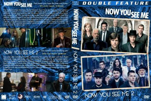 now you see me dvd movie collection boxset