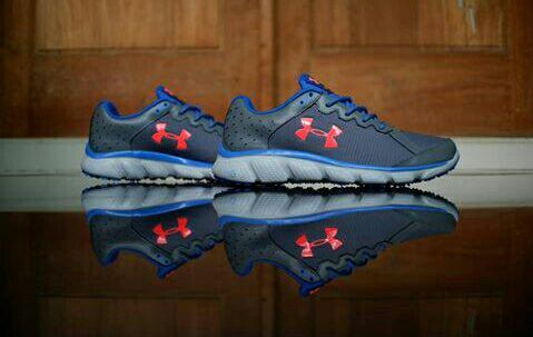 running shoes under armour micro-g assert 6 grit