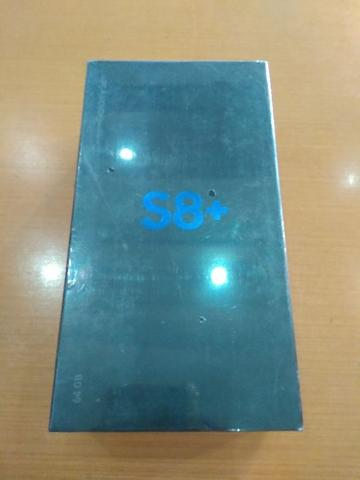 LELANG SAMSUNG S8+ 64 GB GOLD NEW