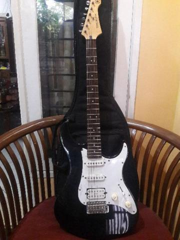 yamaha pacifica 012 + gigbag not squier fender epiphone gibson ibanez stratocaster