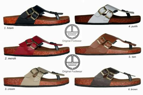 sandal casual pria Eight 2 original made