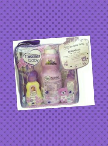 Gift set Cussons