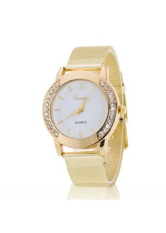 Woman simple atmosphere alloy watch