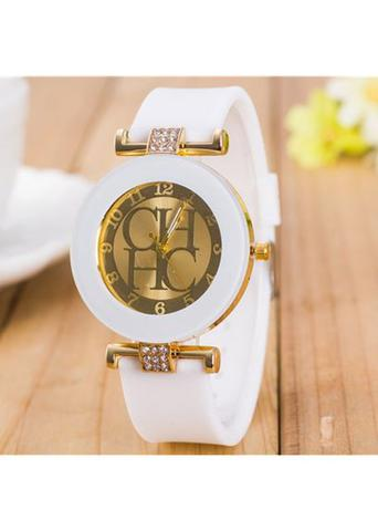 woman's personality big quartz quartz watch