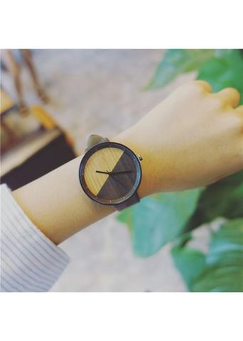 Women&Men Fashion Simple Retro Personality Watches Alloy Casual Circle