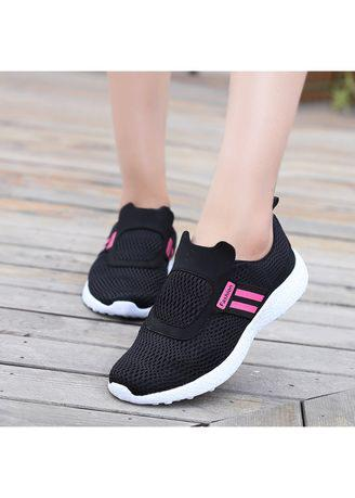2018 Air Mesh Student Breathable Lace Up Outdoor Shoes