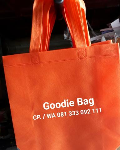 Goodie Bag, Seminar Kit, Tas Blacu, Tas Promosi
