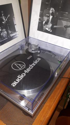 TURNTABLE AUDIO-TECHNICA AT-LP120-USB