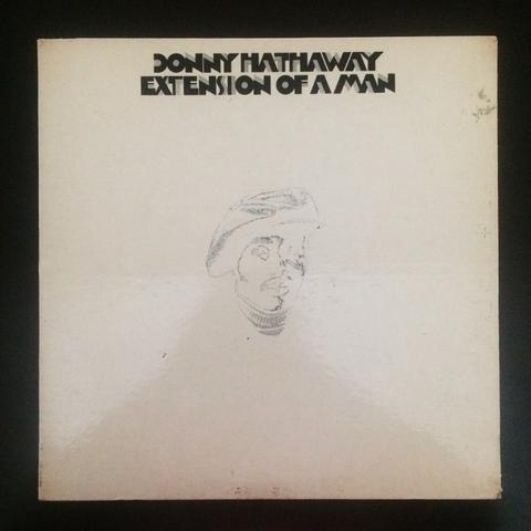 Piringan Hitam Donny Hathaway - Extension of a Man