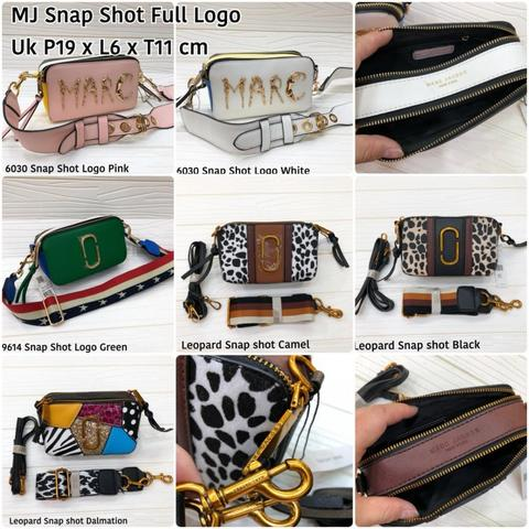 MJ Snap Shot Full Logo Semi Premium