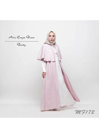 Airi Cape Dress