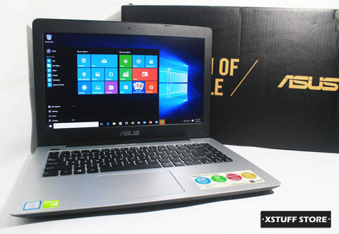 ASUS A456UR i5-7200U 4GB 1TB NVDIA GeForce 930mx 2GB Full HD