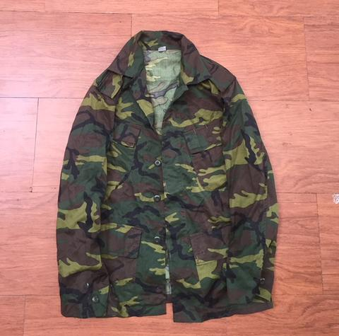 Camo Shirt/Outer Jacket