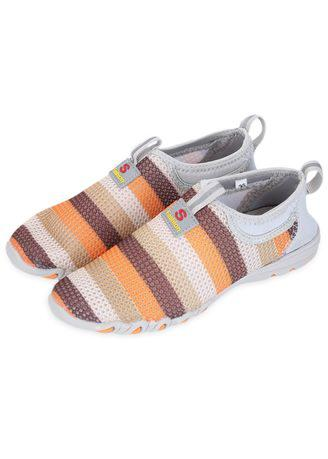 Casual Colorful Mesh Slip On Breathable Sports Shoes
