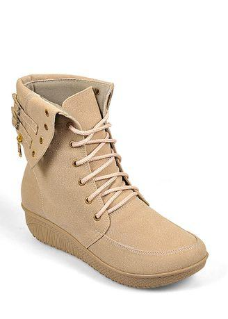 CBR SIX Barcelina Women Boots Cream