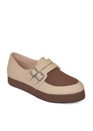 CBR SIX Lengipennia Women Casual Cream