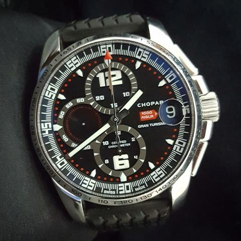 CHOPARD MILLE MIGLIA GT XL CHRONOGRAPH 44MM (NOT PANERAI BREITLING ROLEX OMEGA)