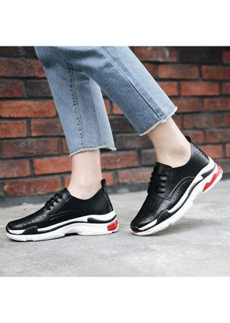 Fashion Women Casual Lace Up Summer Shoes