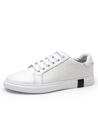 Fx Women Shoes Genuine Leather Skate Shoes