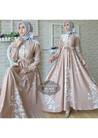 Humaira99 Dress Muslimah Catherina 02