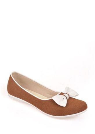 JAVA SEVEN Alexandri Women Casual Brown