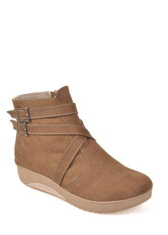 JAVA SEVEN Brownchurch Women Boot Brown