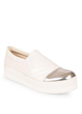 JAVA SEVEN Flavicans Women Casual White