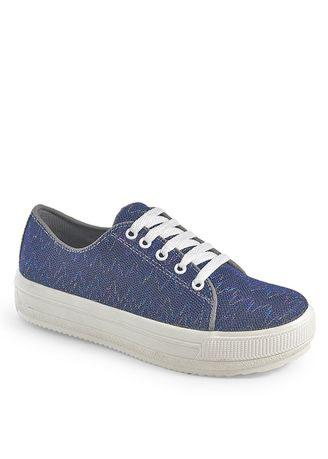 JAVA SEVEN malarensis Women Casual Blue
