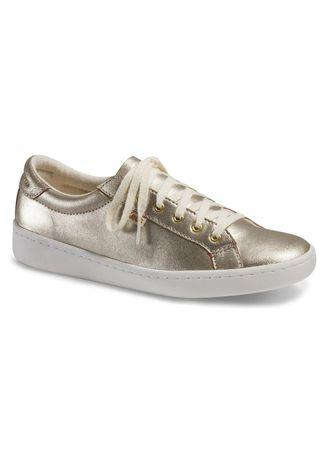 Keds Ace Metallic Suede GOLD
