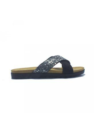 MARC & STUART - LEANA SLIDE SANDALS