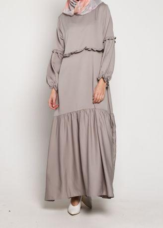 Naky Dress A - Grey