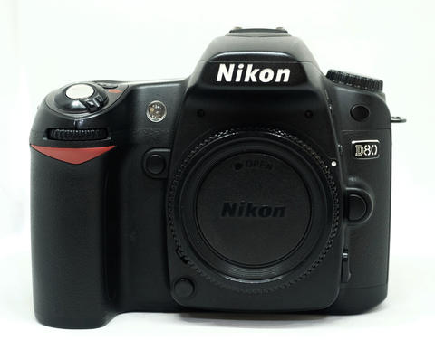 Nikon D80 Body Only Muluuss