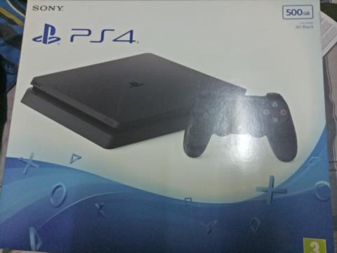 PS4 CUH-2006A Bonus Games + DS4 new model MURAH LENGKAP!