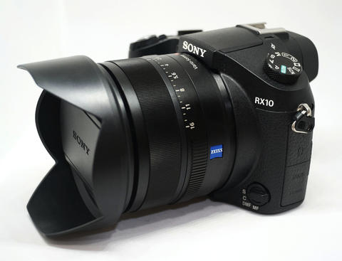 Sony CyberShot RX10 WiFi Like New