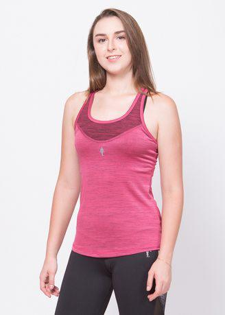 Tanktop Active Woman Pink