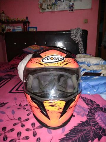 helm suomy helmet halo hallo drift