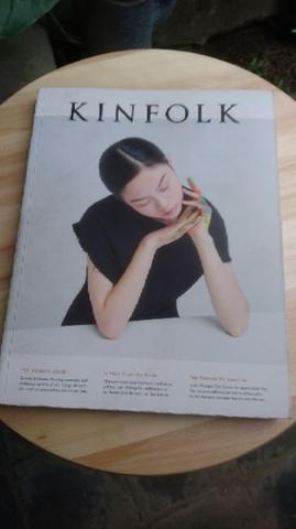 Majalah Kinfolk Volume 18 The Design Issue