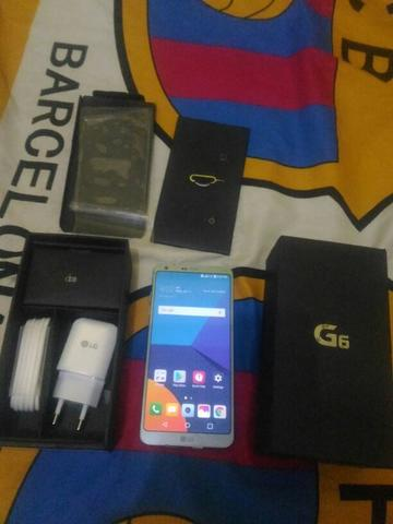 murmer bsa tt LG G6 ice blue 4/32gb fullset ori normal mulus likenew