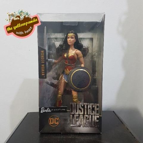 Barbie Justice League Wonder Woman Doll