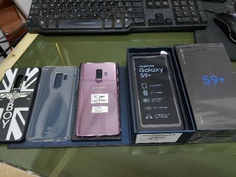 Samsung galaxy S9 Plus 6/64gb likenew bisa TT