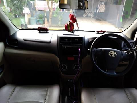 Toyota All New Avanza E 1.3 AT