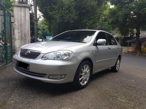 toyota corolla Altis G 2007 Manual Full original