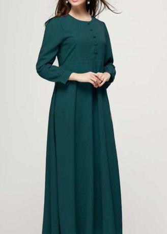 Zashion Jubah Collection 2017 - Solid Pattern